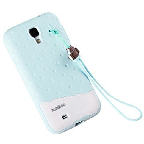 Fabitoo Samsung Galaxy S4 Candy Kılıf  Turkuaz